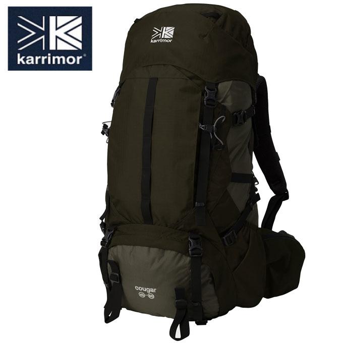 カリマー karrimor バックパック メンズ レディース クーガー45-60 500810 od