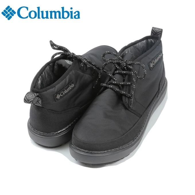 コロンビア ブーツ メンズ レディース サップランド アーク チャッカ ウォータープルーフ 010 od 正規品送料無料 YU0341 Columbia 超特価 オムニヒート