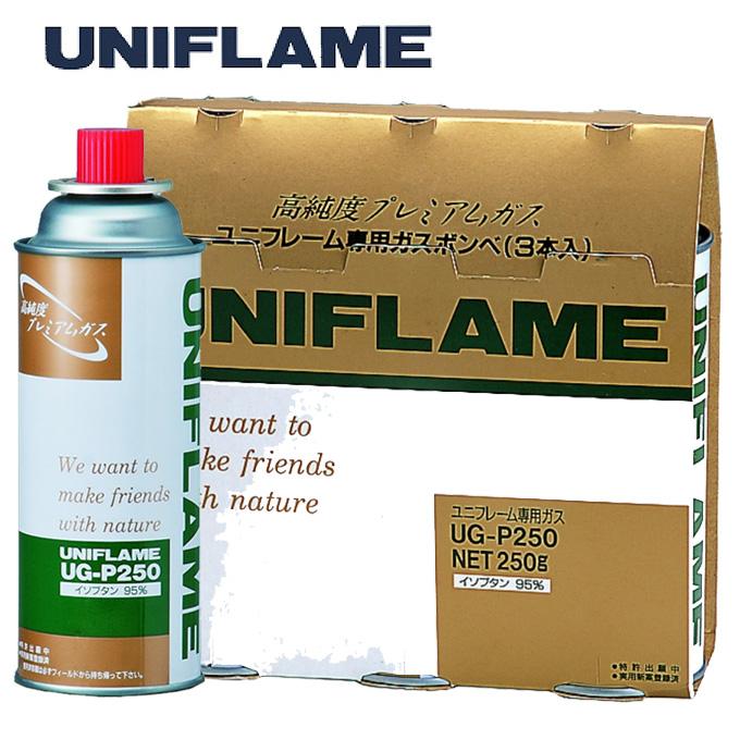スポーツ アウトドア用品はヒマラヤで ユニフレーム 期間限定の激安セール 保証 UNIFLAME ガスカートリッジ 3本 od 650042 プレミアムガス