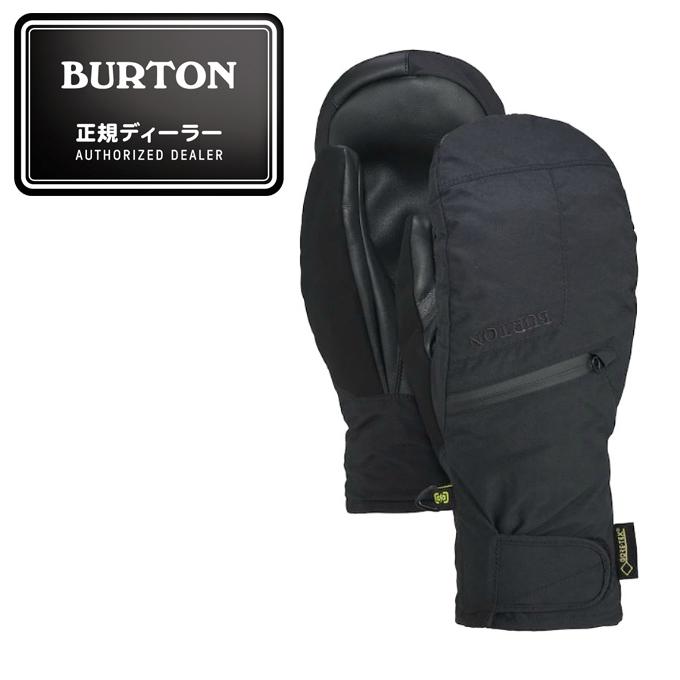 バートン BURTON スノーボードグローブ ミトン メンズ GORE-TEX ゴア テックス Under Mitten + Gore Warm technology 103941 001 od
