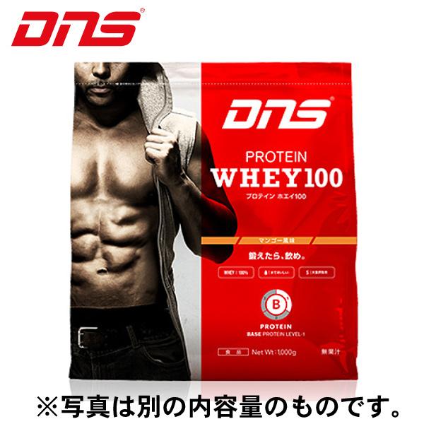 DNS サプリメント プロテインホエイ100 マンゴー風味 3,000g 3kg D11001110503MN run