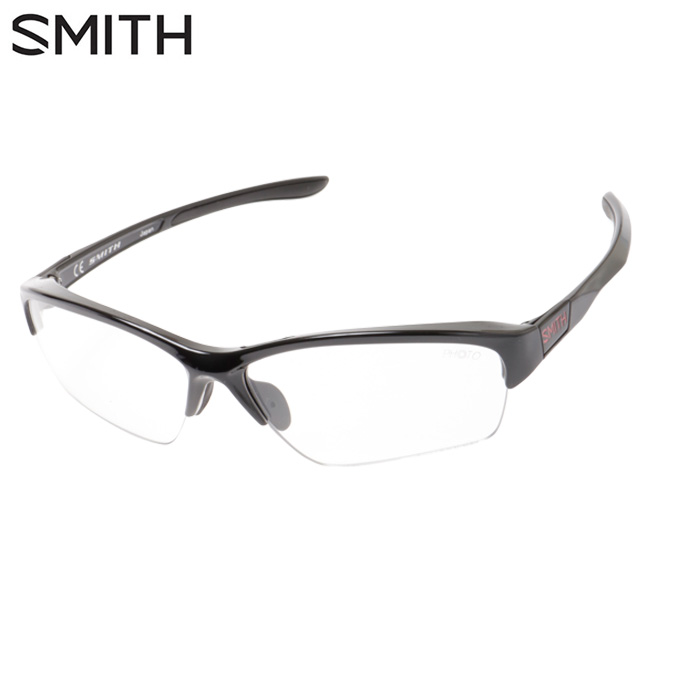 スミス SMITH偏光サングラス メンズ レディースSUNGLASS 調光TAKEFIVE SPORTS BLACK/CL run