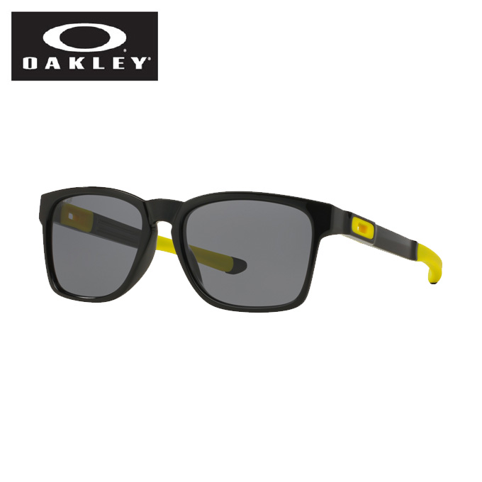 オークリー OAKLEY サングラス メンズ CATALYST VALENTINO ROSSI SIGNATURE SERIES OO9272-17 run