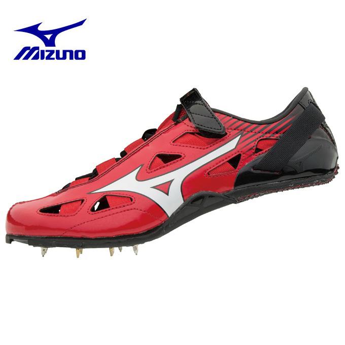 ミズノ MIZUNO 陸上スパイク GEO SPRINT4 ジオスプリント U1GA181001 オールウェザー専用 メンズ 陸上競技 run