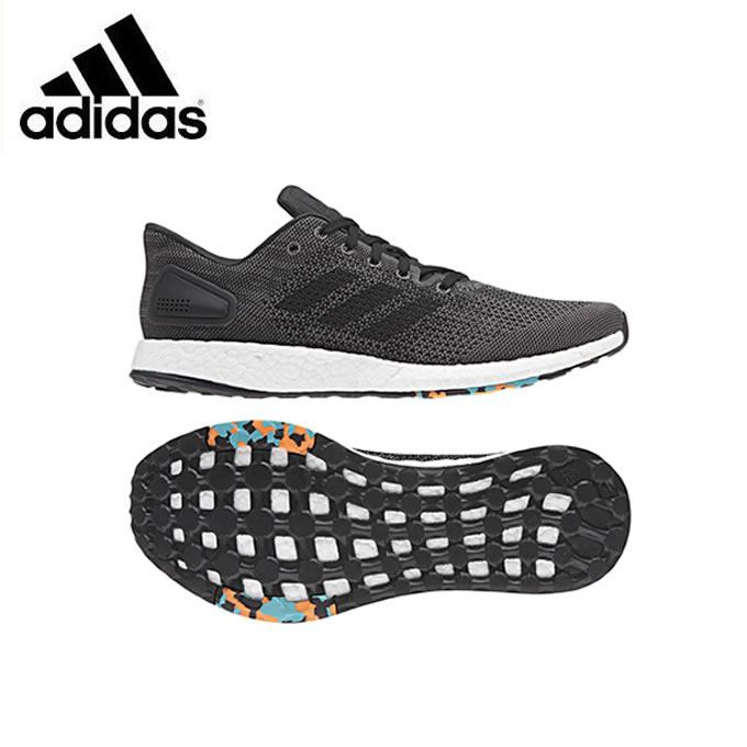 アディダス ランニングシューズ メンズ Pureboost DPR Shoes CM8315 EFE71 adidas run