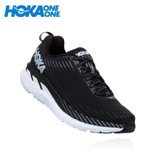 ホカ オネオネ HOKA ONEONE ランニングシューズ メンズ クリフトン 5 CLIFTON 5 1093755 BWHT run