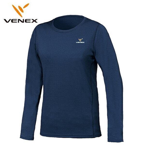 ベネクス VENEX 陸上ランニング 長袖 シャツ レディース スタンダードドライ ロングスリーブ Lサイズ 6530-0505 run