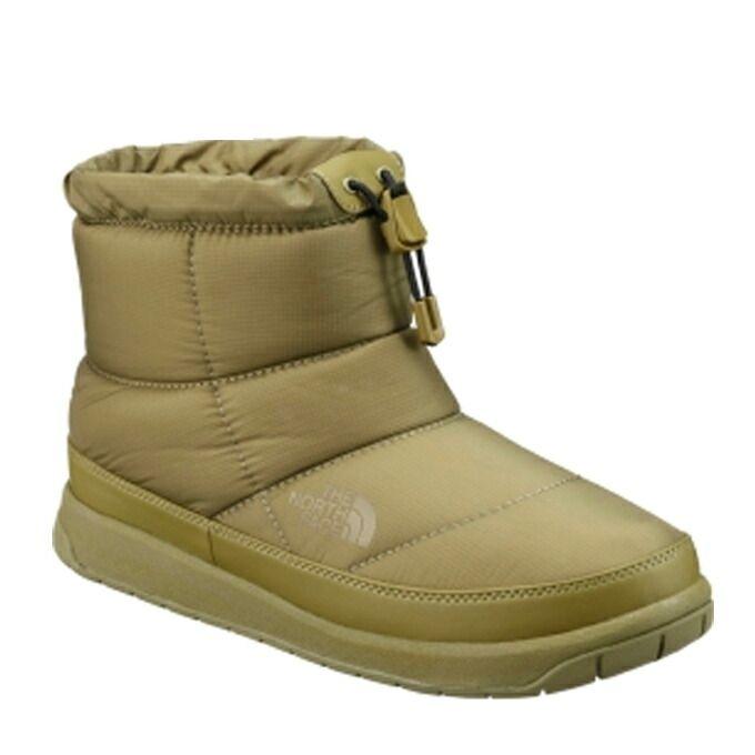 ノースフェイス THE NORTH FACE スノーブーツ 冬靴 レディース ヌプシブーティーウォータープルーフ VIショート NFW51874 FG THE NORTH FACE run