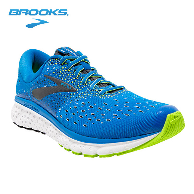 ブルックス BROOKS ランニングシューズ メンズ GLYCERIN16 グリセリン16 1102891D437 run
