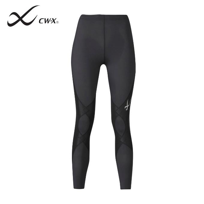 CW-X ロングタイツ レディース ウィメンズ スポーツタイツ HXY009-BL run