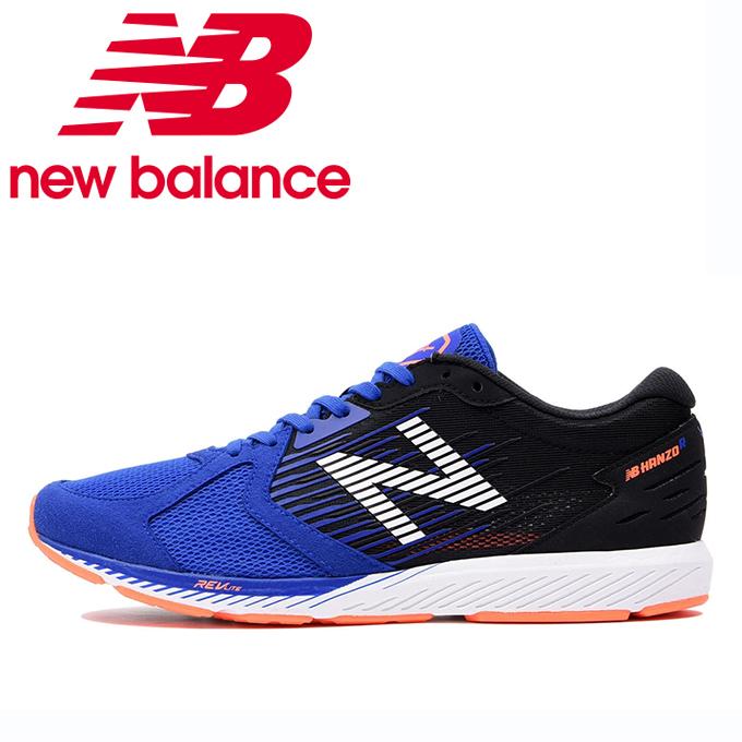ニューバランス ランニングシューズ メンズ NB HANZO R M B2 MHANZRB2 D new balance run