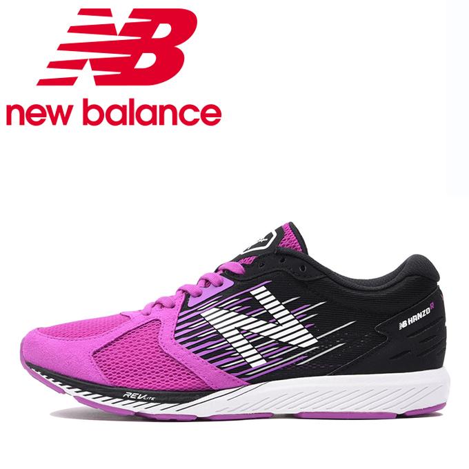 ニューバランス ランニングシューズ レディース NB HANZO R W V2 WHANZRV2 B new balance run