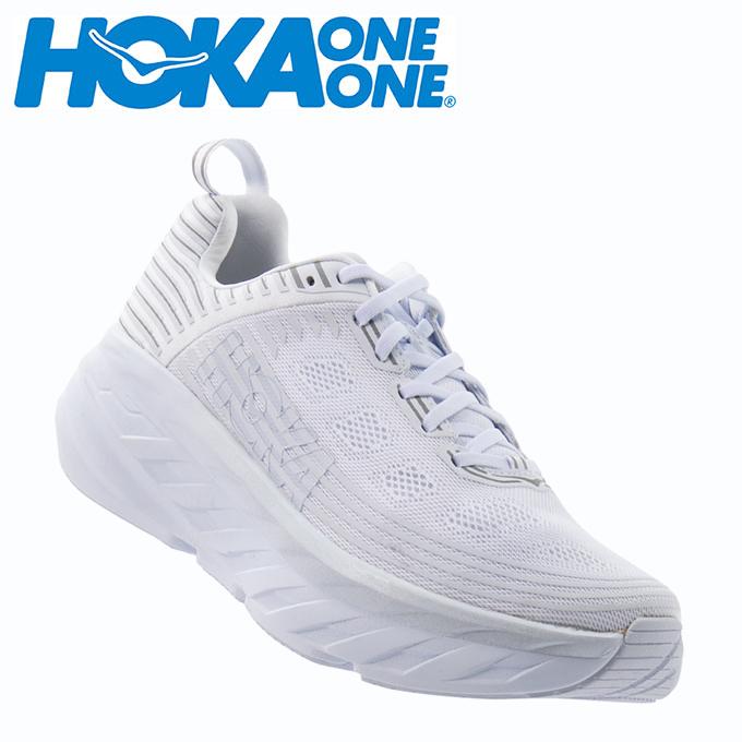 ホカ オネオネ HOKA ONEONE ランニングシューズ メンズ BONDI 6 ボンダイ 1019269 WWRF run