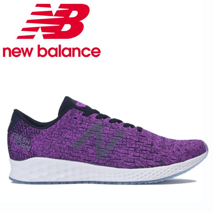 ニューバランス ランニングシューズ レディース FRESH FOAM ZANTE PURSUIT WZANPVV B new balance run