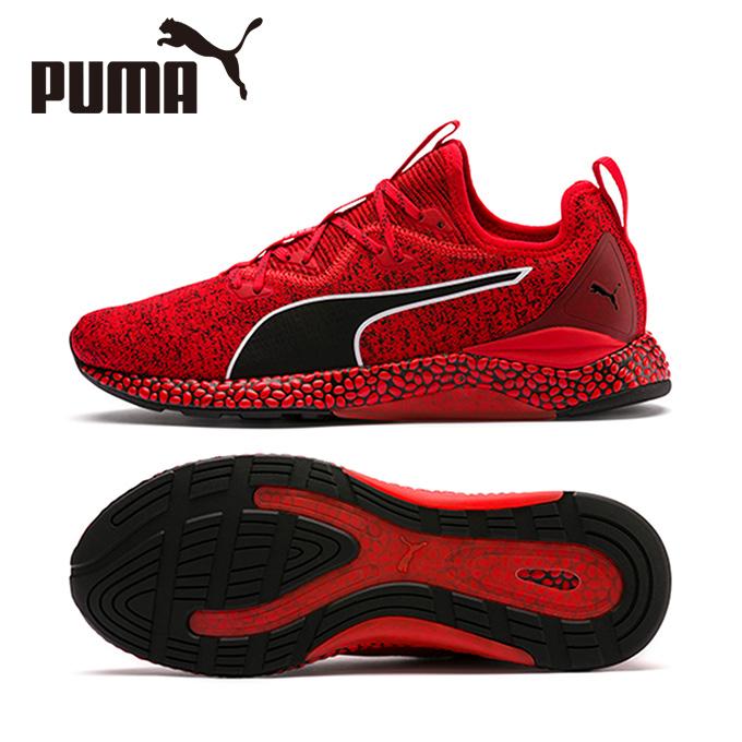 プーマ ランニングシューズ メンズ ハイブリッド ランナー 191111-09 PUMA run