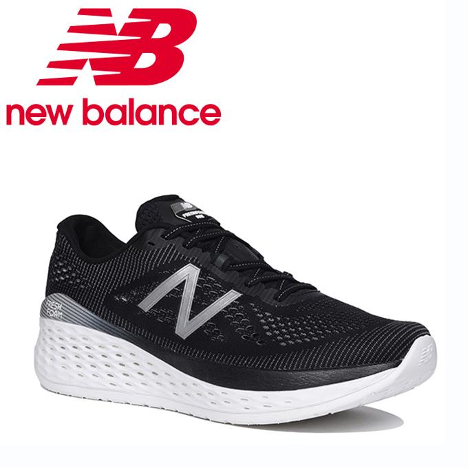 ニューバランス ランニングシューズ メンズ FRESH FOAM MORE フレッシュ フォーム モア MMORBK 2E new balance run