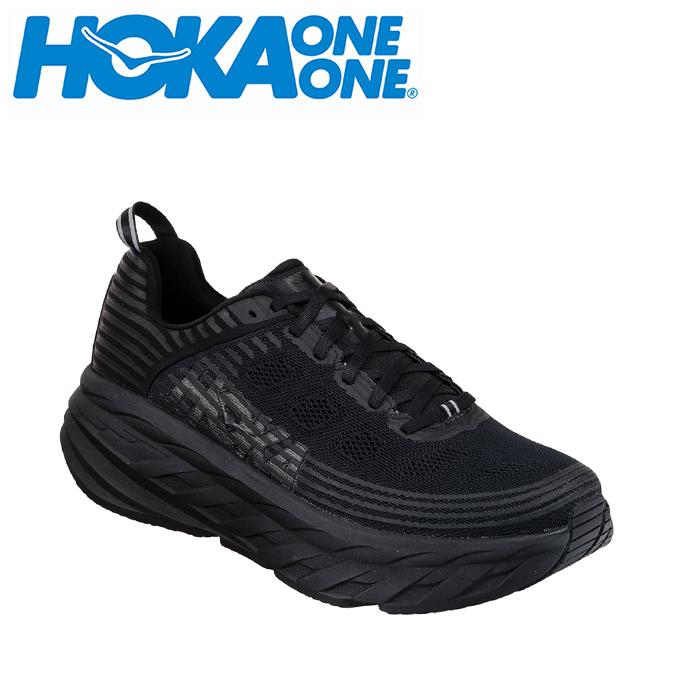 ホカ オネオネ HOKA ONEONE ランニングシューズ メンズ ボンダイ6 BONDI 6 ワイド 1019271 BBLC run