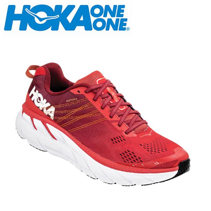 ホカ オネオネ HOKA ONEONE ランニングシューズ メンズ CLIFTON 6 クリフトン 1102872 PRRR run