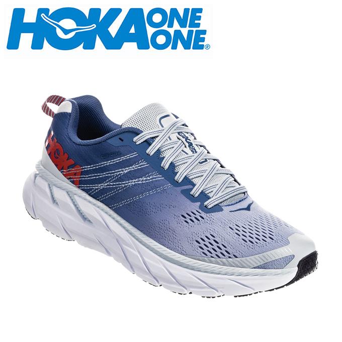 ホカ オネオネ HOKA ONEONE ランニングシューズ レディース CLIFTON 6 クリフトン 1102873 PAMB run