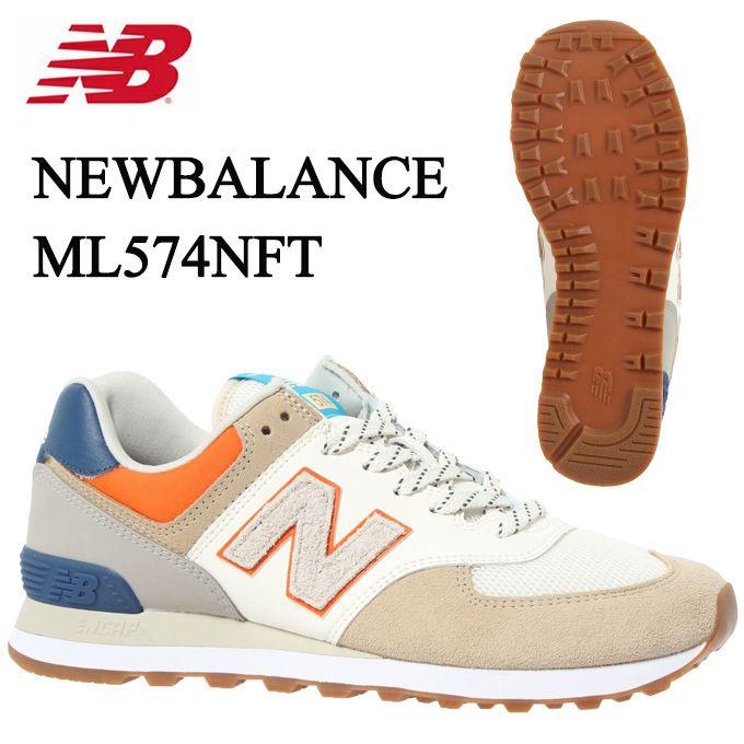 ニューバランス スニーカー メンズ ML574 ML574NFT D new balance run
