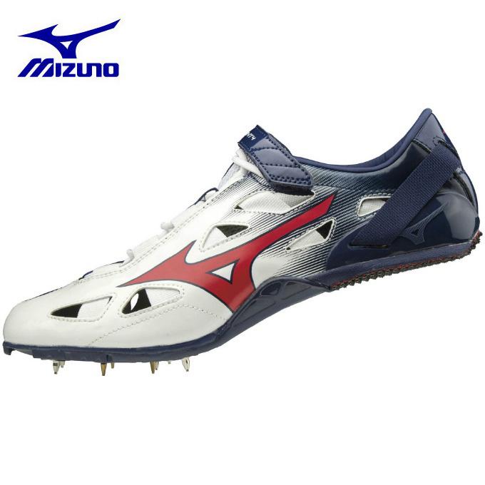 ミズノ 陸上スパイク オールラウンド メンズ レディース ジオスプリント 4 U1GA201018 MIZUNO run