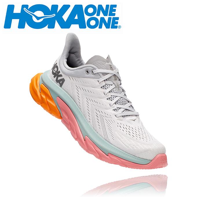 ホカ オネオネ HOKA ONEONE ランニングシューズ メンズ CLIFTON EDGE 1110510 NCLR run