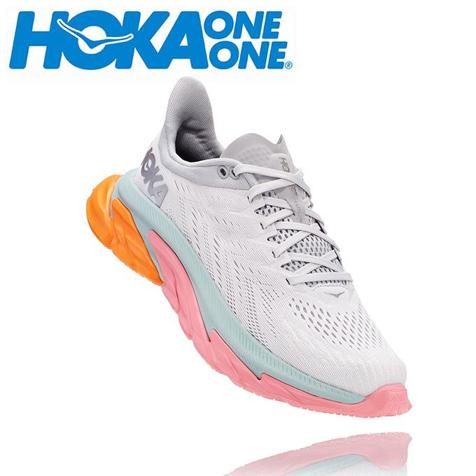 ホカ オネオネ HOKA ONEONE ランニングシューズ レディース CLIFTON EDGE W 1110511 NCLR run