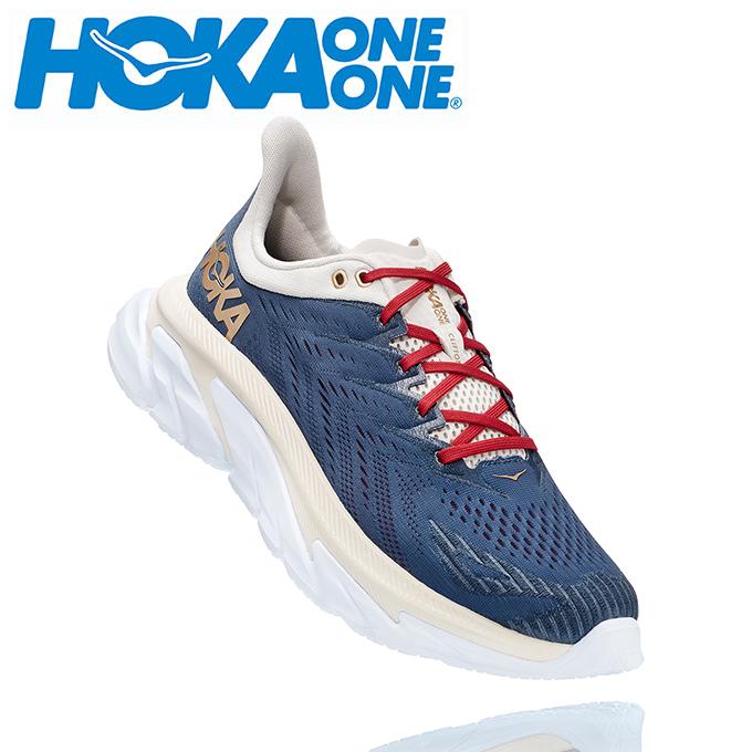 ホカオネオネ クリフトン エッジ CLIFTON EDGE 1110511 VITF ランニングシューズ レディース HOKA ONEONE run