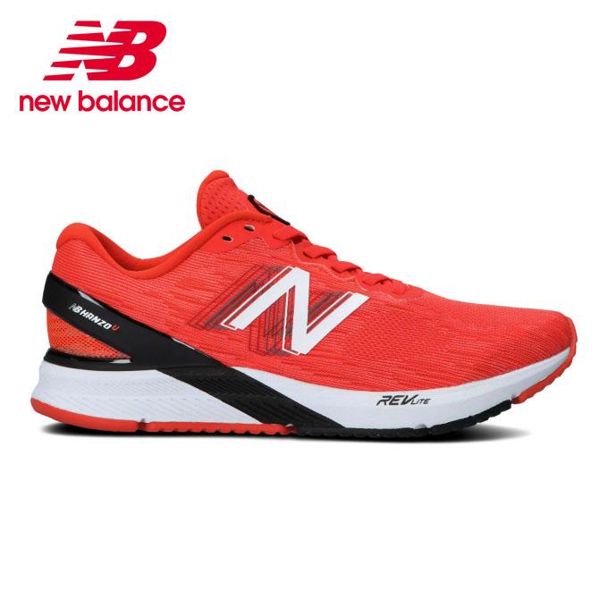 ニューバランス ランニングシューズ メンズ NB HANZO U ハンゾー U MHANZUN3 4E new balance run