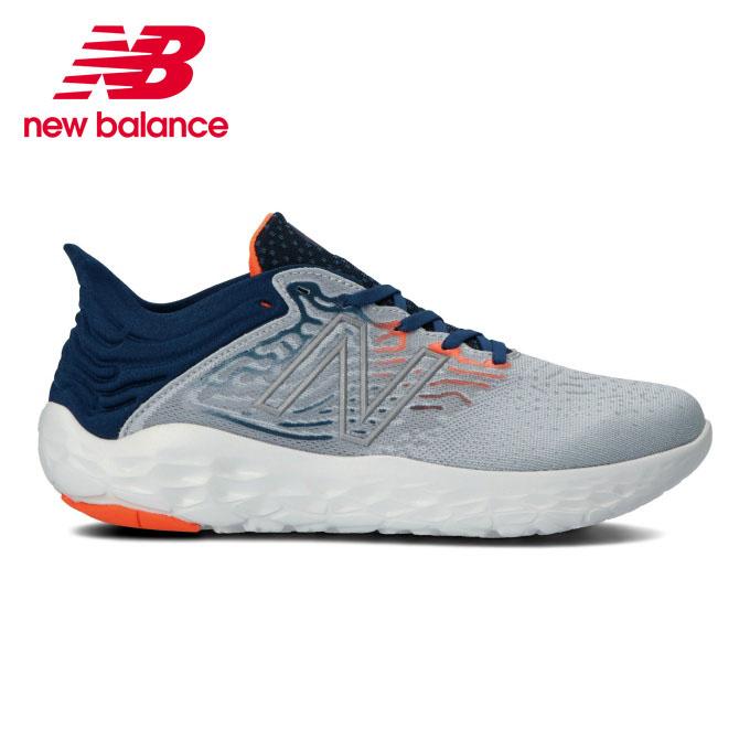ニューバランス ランニングシューズ メンズ FRESH FOAM BEACON フレッシュフォーム ビーコン MBECNGB3 D new balance run