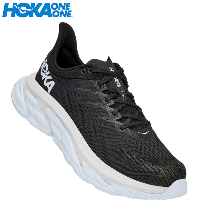 有名ブランド ホカ オネオネ HOKA ONEONE ランニングシューズ メンズ CLIFTON EDGE クリフトン エッジ 1110510 BWHT run, トレンドウォッチ ff3d7d3d