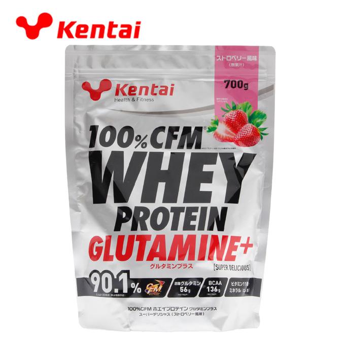 ケンタイ プロテイン 100%CFM WHEYPROTEIN GLUTAMINE+ K0222 Kentai sc