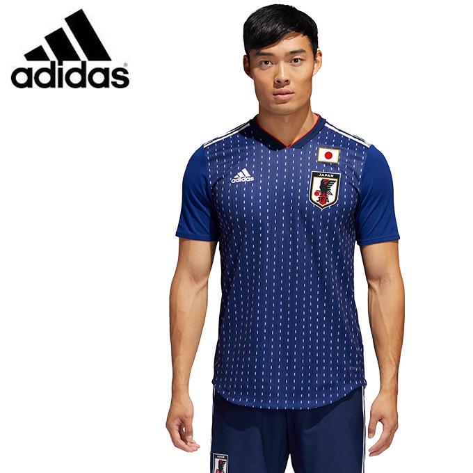 アディダス サッカーウェア レプリカシャツ メンズ 日本代表 ホームオーセンティックユニフォーム半袖 BR3628 DTQ68 adidas sc