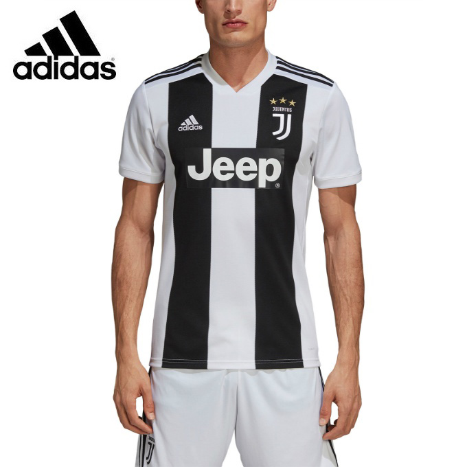 アディダス サッカーウェア レプリカシャツ メンズ ユベントス ホーム レプリカ ユニフォーム CF3489 EMY38 adidas sc