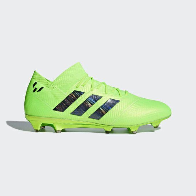 アディダス(adidas)サッカー スパイク(メンズ)ネメシス メッシ 18.1 FG/AG(DA9586)2018SS sc
