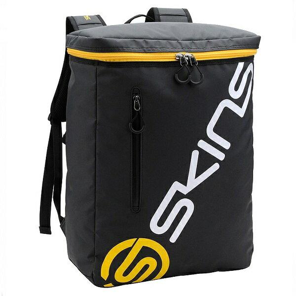 スキンズ SKINZ スクエアバックパック SRY7700-BKYL sc