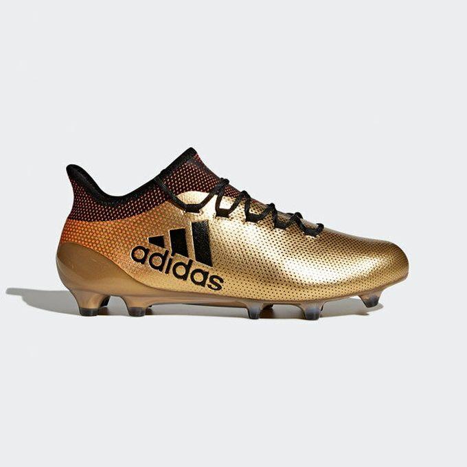 アディダス(adidas) サッカー スパイク(メンズ) エックス 17.1 FG/AG(BB6353) 2018SS sc