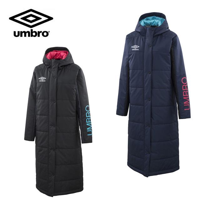 ランキングTOP5 アンブロ UMBRO ロングコート レディース 中綿ロングコート sc UMWOJK43 高品質