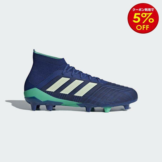 【期間限定5%OFFクーポン発行中】 アディダス(adidas)サッカー スパイク(メンズ)プレデター18.1FG/AG(CM7411)2018SS sc