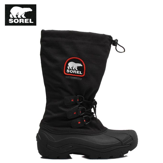 【期間限定クーポン発行中】ソレル SOREL スノーブーツ 冬靴 メンズ ブリザードXT NM2141 010 tf