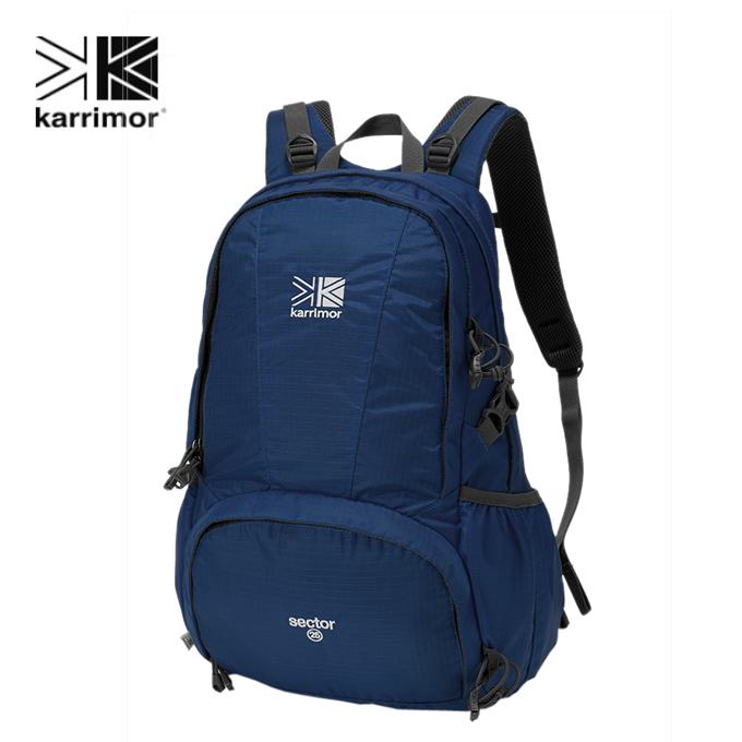 【期間限定クーポン発行中】カリマー karrimor バックパック sector セクター 25 55059 sw