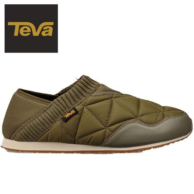 テバ TEVA カジュアルシューズ メンズ EMBER MOC エンバー モック 1018226 sw