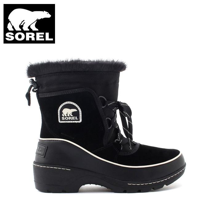 【期間限定クーポン発行中】ソレル SOREL スノーブーツ・冬靴 レディース ティボリ3 NL2532 010 tf