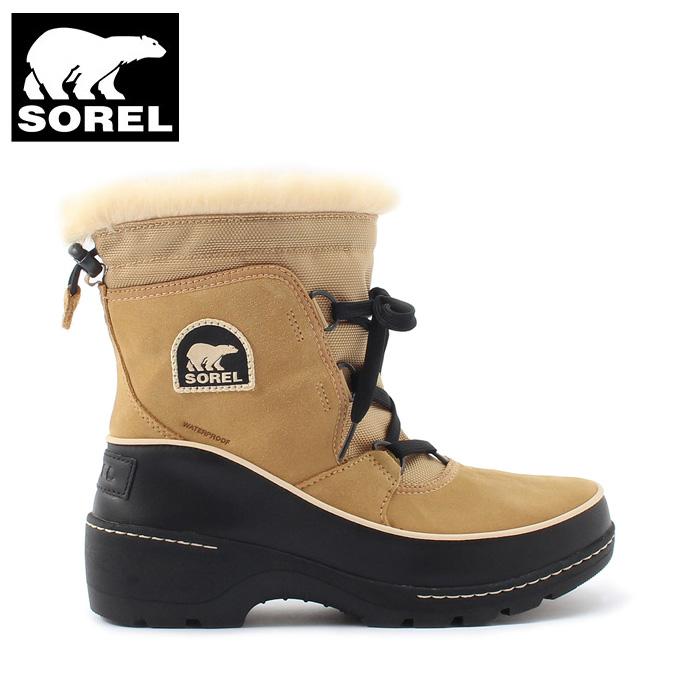 【期間限定クーポン発行中】ソレル SOREL スノーブーツ・冬靴 レディース ティボリ3 NL2532 373 tf