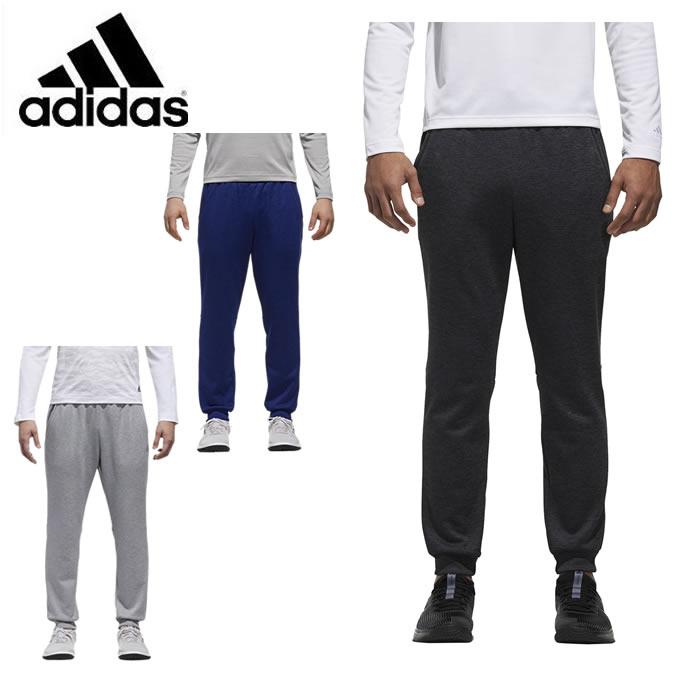アディダス スウェットパンツ メンズ SPORTS ID リニアロゴスウェットジョガーパンツ 裏起毛 FAT22 adidas sw