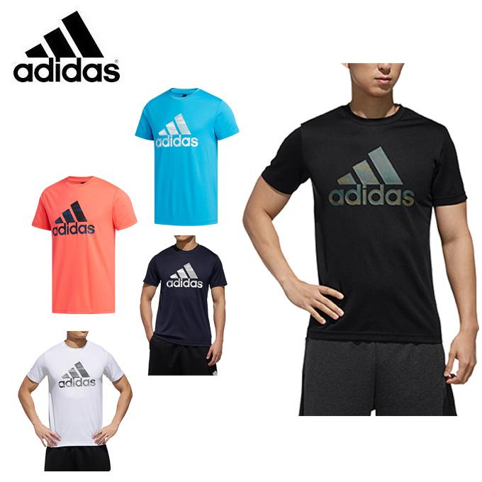 アディダス Tシャツ メンズ 半袖 MUSTHAVES CLIMALITE グラフィックTシャツ マストハブ FTL17 adidas 吸汗速乾 ドライ スポーツウェア トレーニング ランニング ジム sw