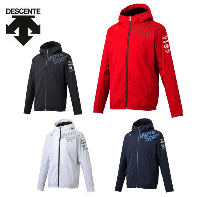 【スーパーセール限定クーポン配信中】デサント DESCENTE ウインドブレーカー ジャケット メンズ ACTIVESUiTS WB フーデッドジャケット DMMOJF36 sw