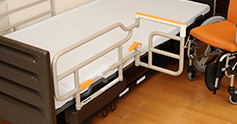 パナソニック PN-S1040360ベッド用グリップ(電動ケアベッドRS用)介助バー 介助グリップ[介護用品][電動ベッド][オプション]