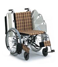 株式会社ミキMWS-22自走型車いす