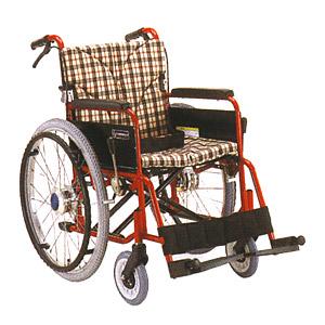 送料無料! カワムラサイクル社製BM22-40(38・42)SB-ABFアルミ製自走用車椅子前輪:アブソレックス車輪仕様